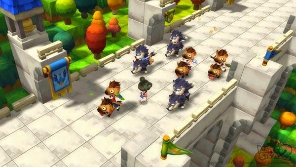 เกมส์ Maple Story2