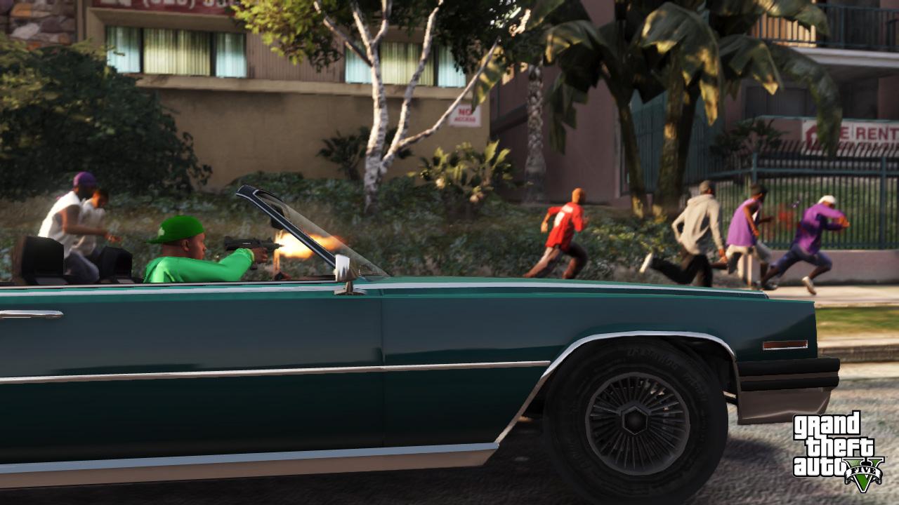 เกม GTA5