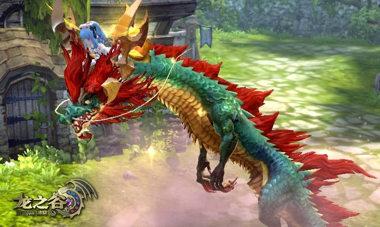 Dragon-Nest-China-Dragon-mount-screenshot-1