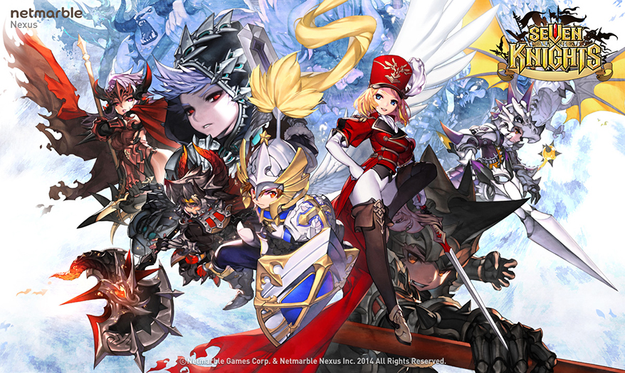 Seven Knights เผยปริศนาภาพและข้อความ แอบแย้มแพทช์ใหม่