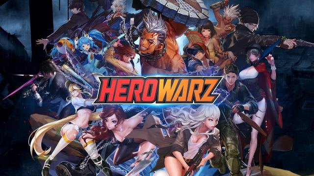 HeroWarz Official English