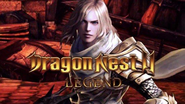 มาเซิร์ฟอินเตอร์ชัวร์ Dragon Nest II: Legend ได้ Nexon เป็นผู้ให้บริการ