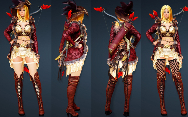 Bdo how to get delphe knights costume
