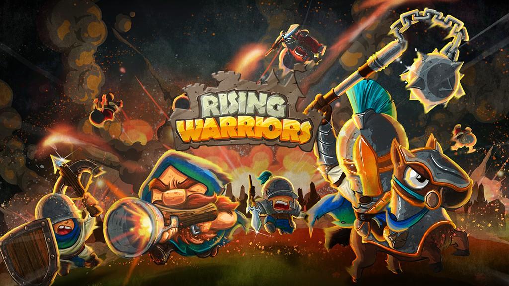 เกมส์จัดทัพ RPG อนิเมชั่น Rising Warriors เปิด Soft-Launch ลงสโตร์ไทยแล้ว