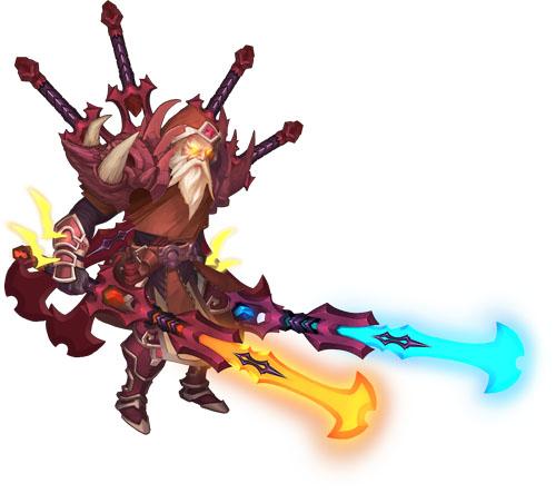 Apical Swordmaster