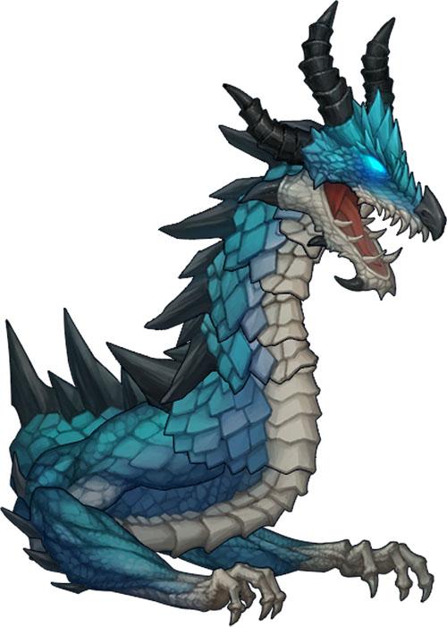Azure Dragon Lord
