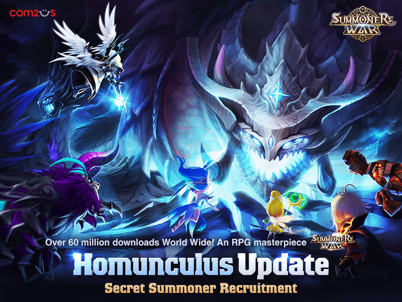 Summoners-War-Homunculus-update