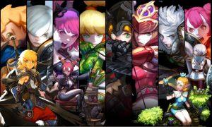 World of Dragon Nest เกมส์นักรบมังกรมือถือ ใหม่จาก Eyedentity