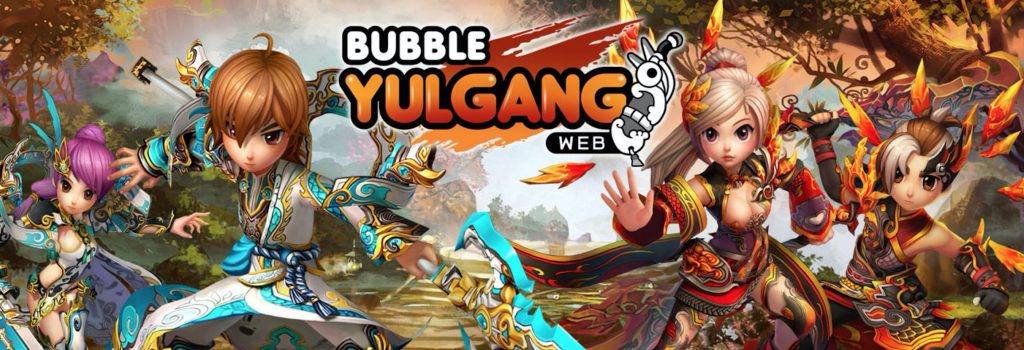 Bubble yulgang cover