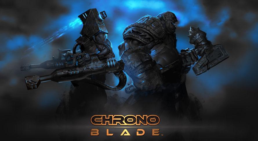 ChronoBlade 01