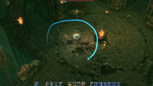 Lineage Eternal Combat Screenshots