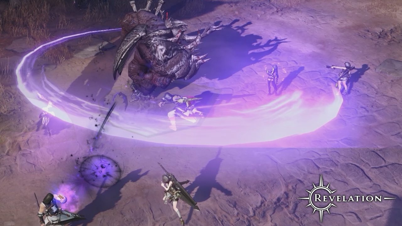Revelation Online Guild