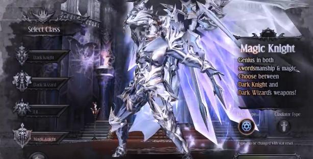 mu origin magic knight 0