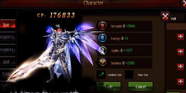 mu origin magic knight 00