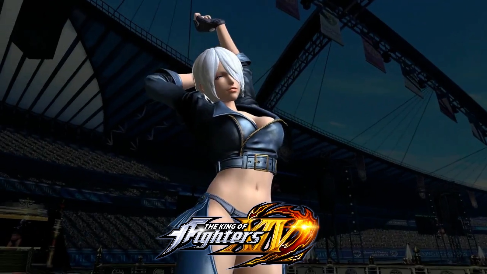 King Of Fighters XIV 000