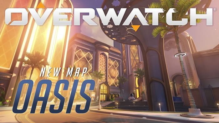 Overwatch new map Oasis