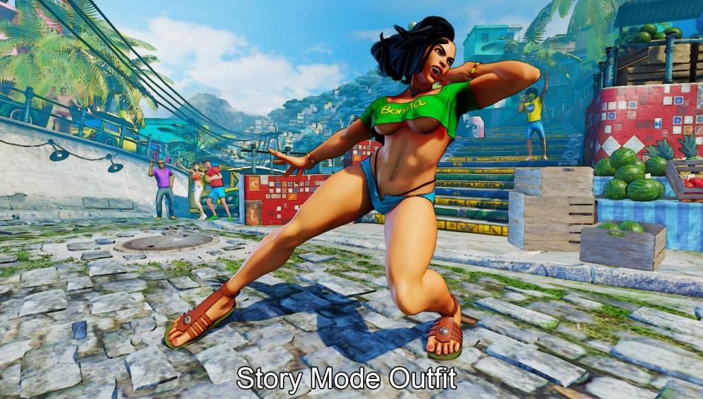 Street Fighter V 001