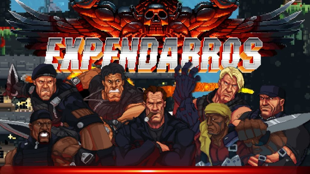 The Expendabros
