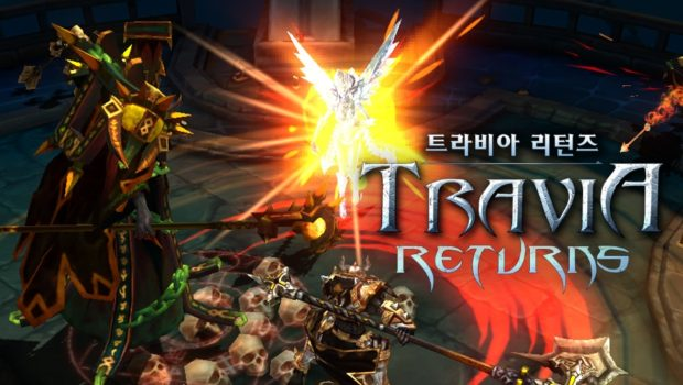Travia-Returns