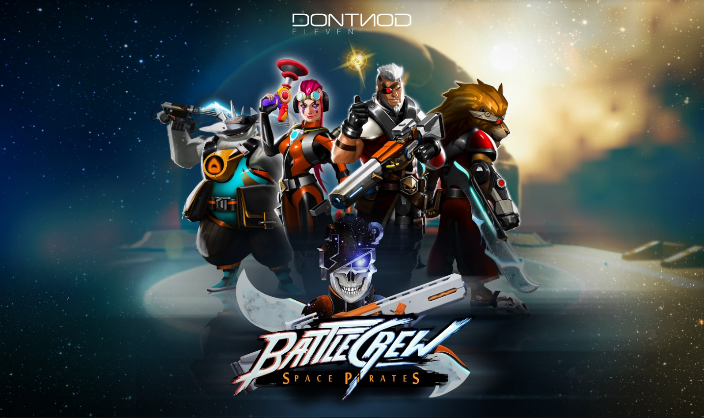 battlecrew cover