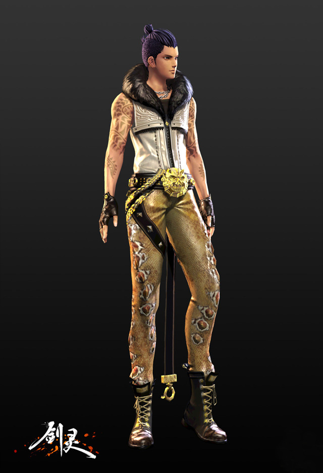 blade and soul cn costumes 08