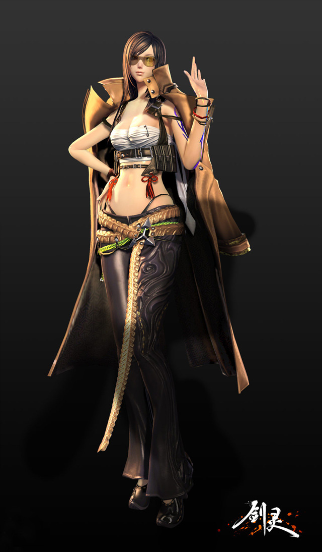 blade and soul cn costumes 09