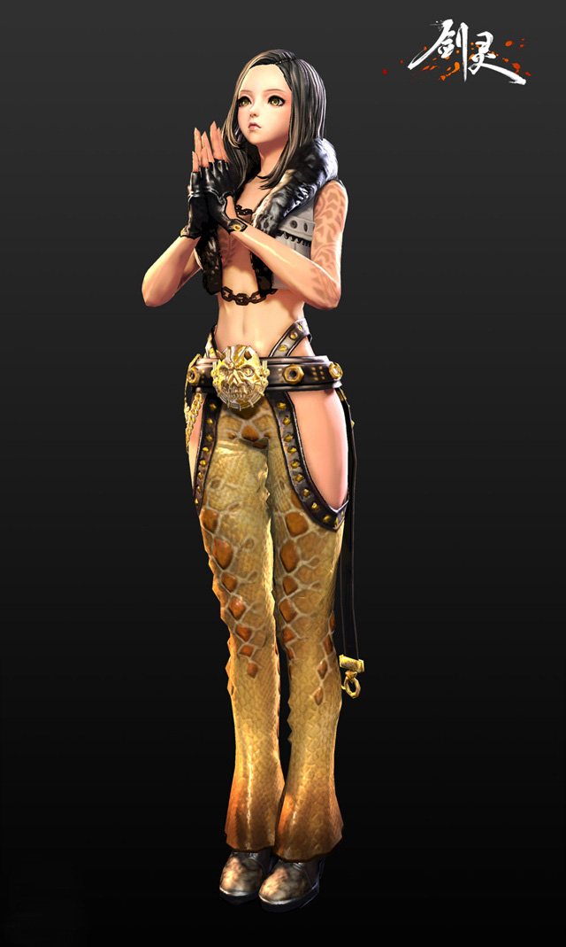 blade and soul cn costumes 12