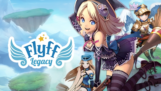 flyff legacy cover