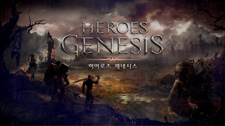 heroes genesis cover