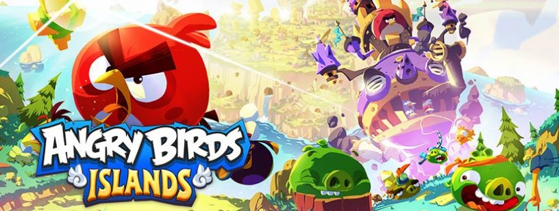 Angry Birds Islands29317-0