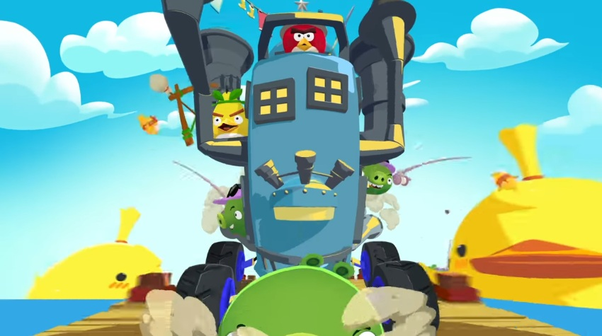 Angry Birds Islands29317-2