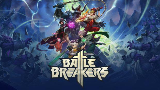 Battle-Breakers cover