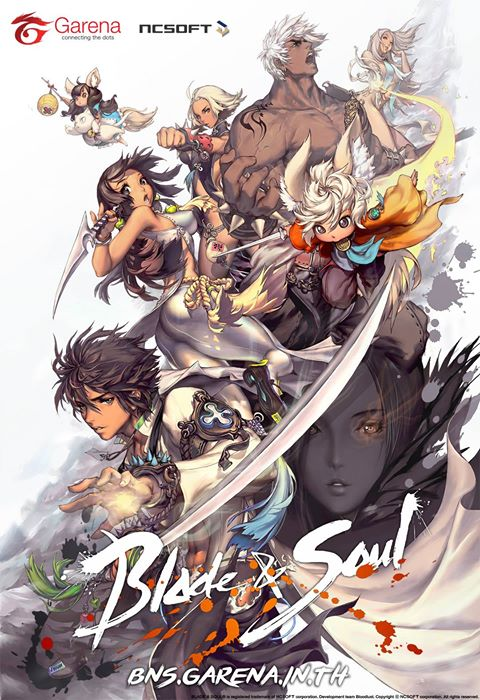 Blade & Soul8317-01
