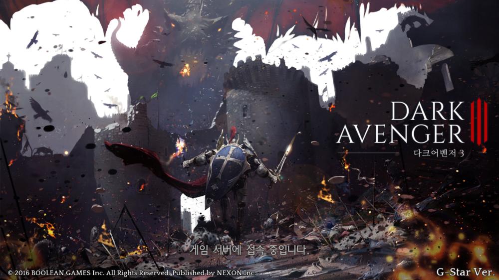 Dark-Avenger 3