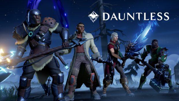 Dauntless cover