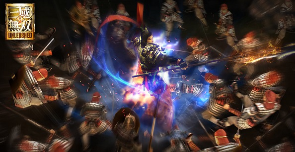 Dynasty Warriors Unleashed18317-1