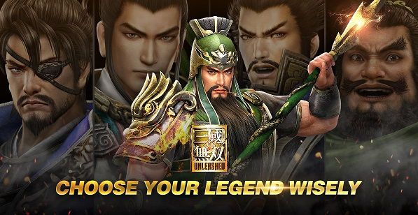 Dynasty Warriors Unleashed18317-3