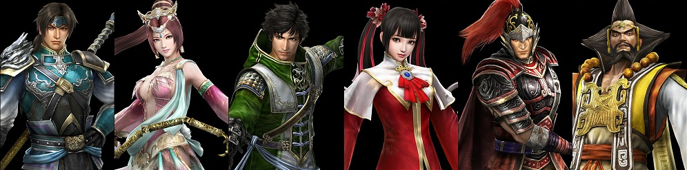 Dynasty Warriors30317-001