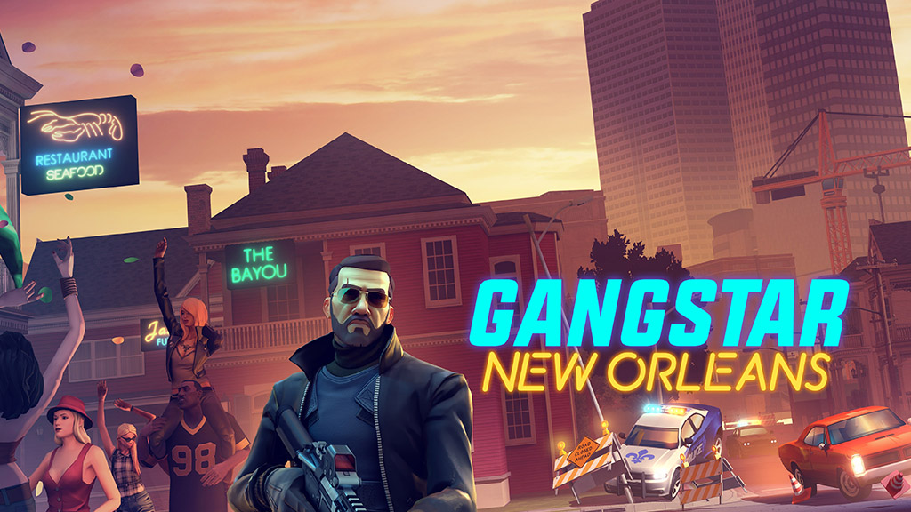 Gangstar New Orleans cover
