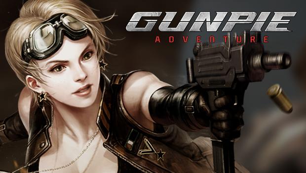 Gunpie-Adventure Cover