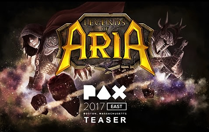 Legends of Aria cover