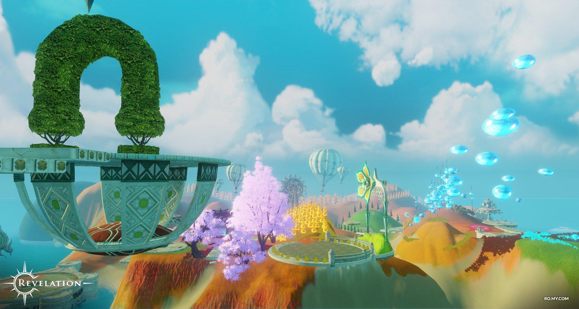 Revelation-Online-Faerie-Funland