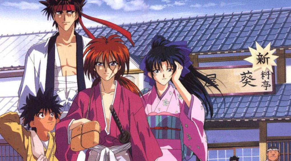 Rurouni Kenshin Kengekikenran 01