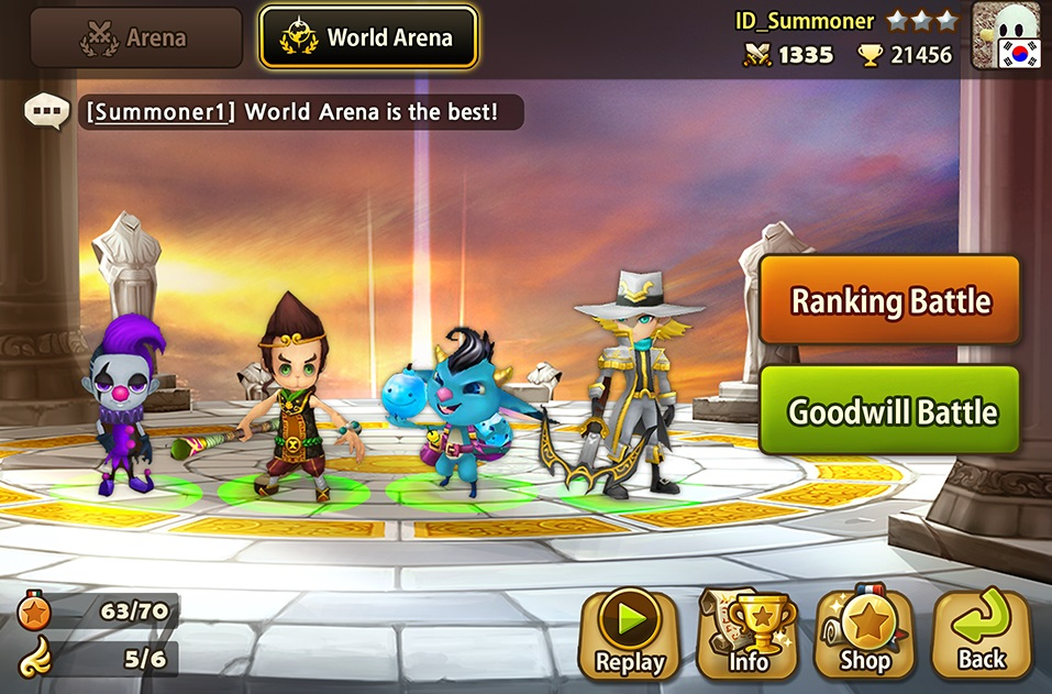 Summoners war18317-2