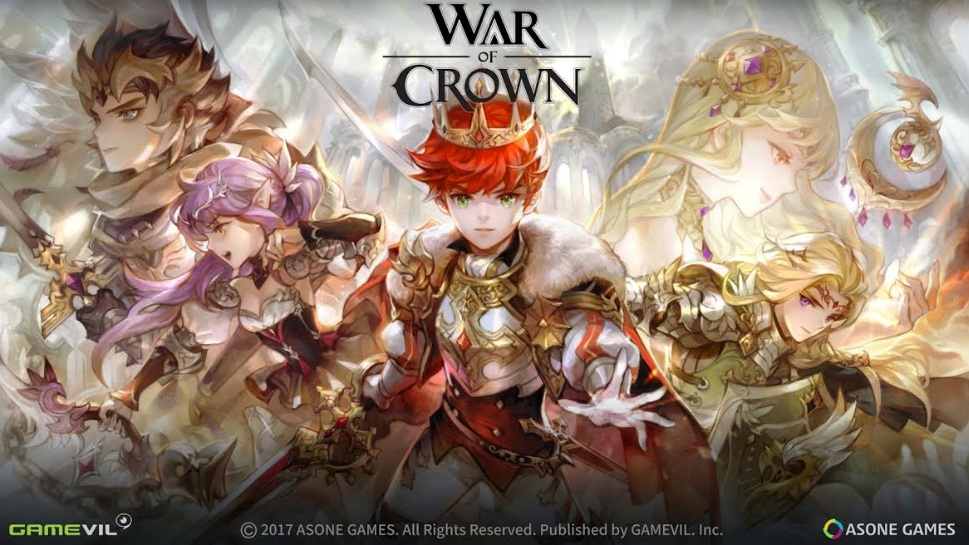 War of Crown 13317-1