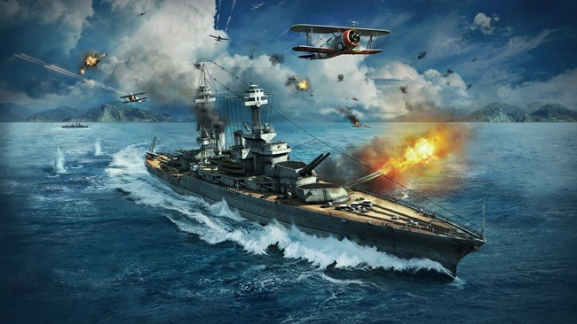 World of Warships 19317-3