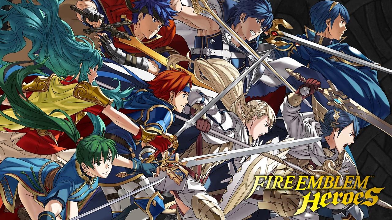 fire emblem heroes cover
