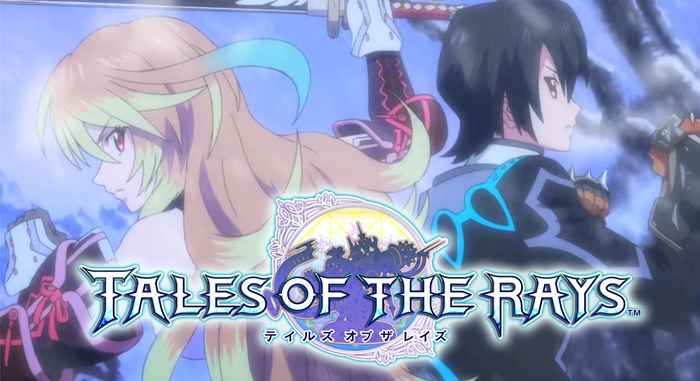tales of the rays cover