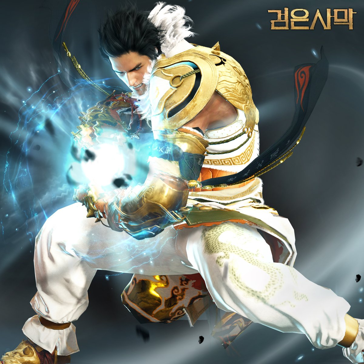 Black-Desert-Striker
