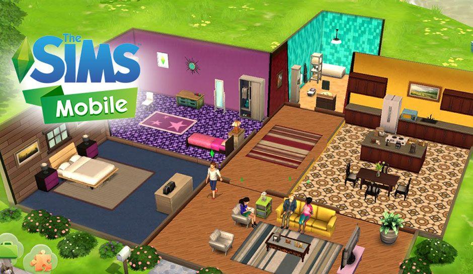 ผลการค้นหารูปภาพสำหรับ the sims mobile ไทย